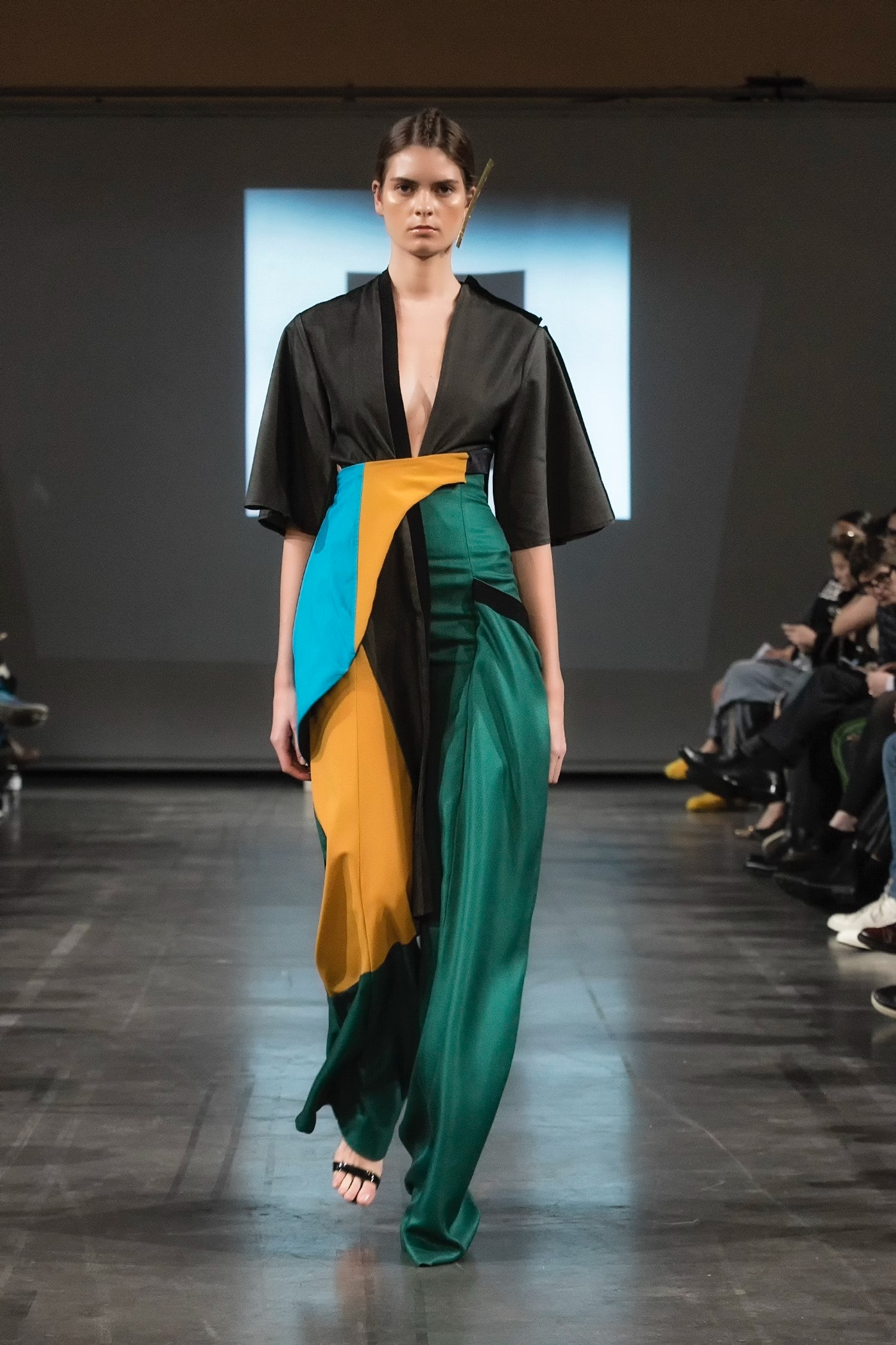 Graduate fashion week gala show 50