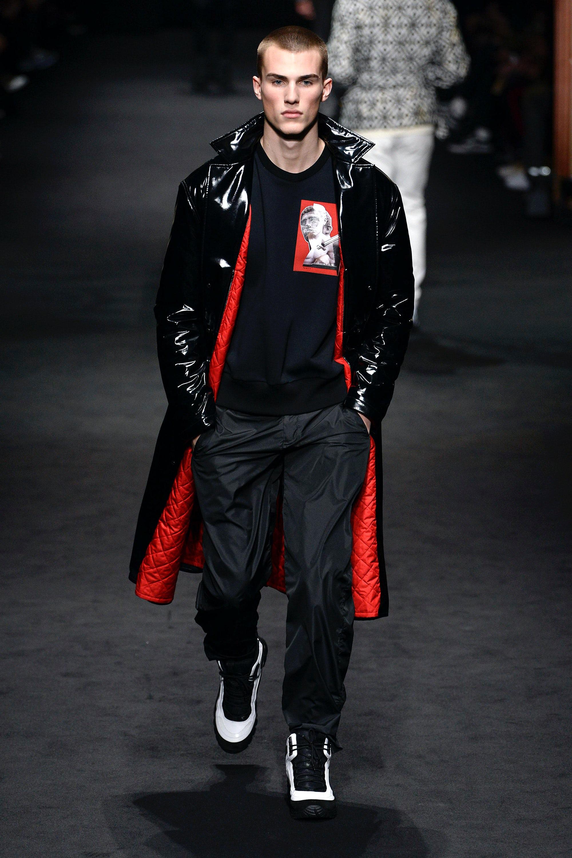Зимняя мужская мода 2018-2018 фото