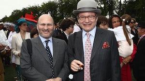 Gerard Wertheimer (L) andAlain Wertheimer (R) in 2011 | Photo: Julien Hekimian for Getty Images