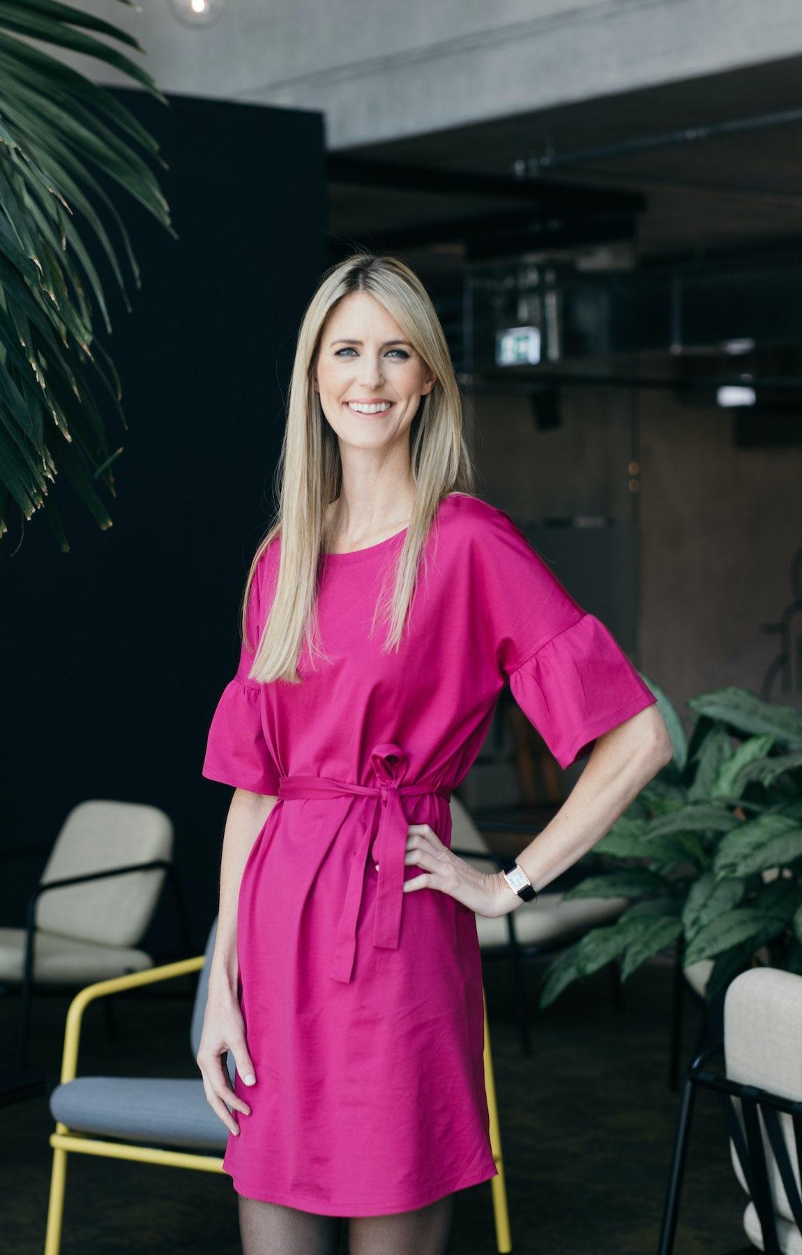 Pamela Wade-Lehman, Head of Beauty | Source:Svenja Krueger for Zalando