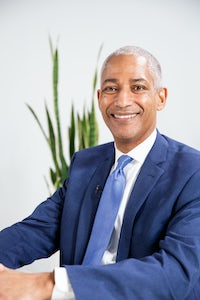 Lance LaVergne, PVH's chief diversity officer and SVP of global talent acquisition and associate experience. PVH.