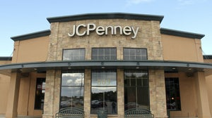 J.C. Penney store. Shutterstock.