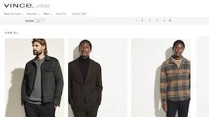 Vince Unfold website.