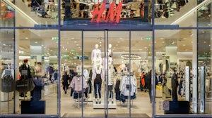 H&M store. Shutterstock.