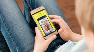 Snapchat用户|来源:Shutterstock.
