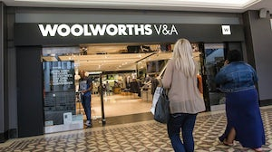 Woolworths Holdings store in Cape Town, South Africa. Getty Images.
