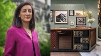 Zahra Kassim-Lakha, director, integration & business development, Watchfinder; a Watchfinder boutique in Geneva, Switzerland. Watchfinder.