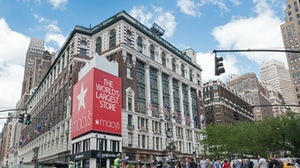 Macy's flagship store in Herald Square, New York   Source: Shutterstock