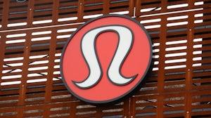 Lululemon logo | Source: Shutterstock