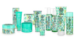 A line of skincare products from Natura Siberica. Natura Siberica
