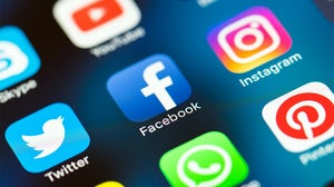 Unilever and other companies will stop advertising on Facebook and Twitter   Source: Shutterstock