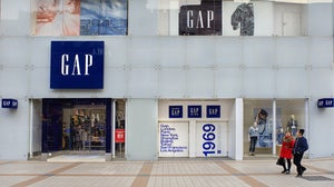 A Gap store in Beijing. Shutterstock.