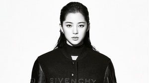 Givenchy has named Ouyang Nana its new brand ambassador. Givenchy