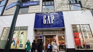GAP Store on Broadway, New York. Shutterstock.
