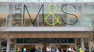 A Marks & Spencer store in Manchester. Shutterstock.