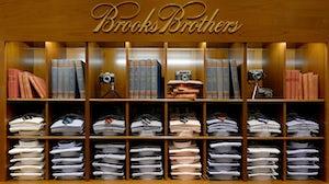 布鲁克斯兄弟商店。布鲁克斯兄弟。