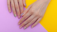 Nail art and men's nail products have emerged as a trend in the nail care market. Getty Images
