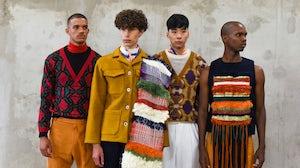 Lukhanyo Mdingi Spring/Summer 2022. South African Fashion Week.