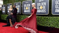The Golden Globes will be held virtually this year, depriving luxury brands of a key marketing opportunity. Axelle/Bauer-Griffin/FilmMagic/Getty.