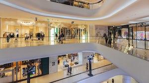 Central Embassy luxury mall in Bangkok. Shutterstock.