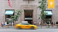 Tiffany & Co. Fifth Avenue Store   Source: Shutterstock