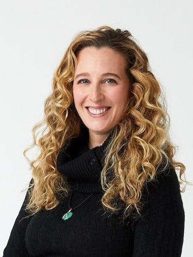 PVH's VP of Communications, Lauren McClain. PVH.