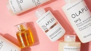 Olaplex hair repair-focused products. Instagram/@olaplex.