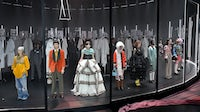 Gucci Autumn/Winter 2020 show at Milan Fashion Week. Getty Images.