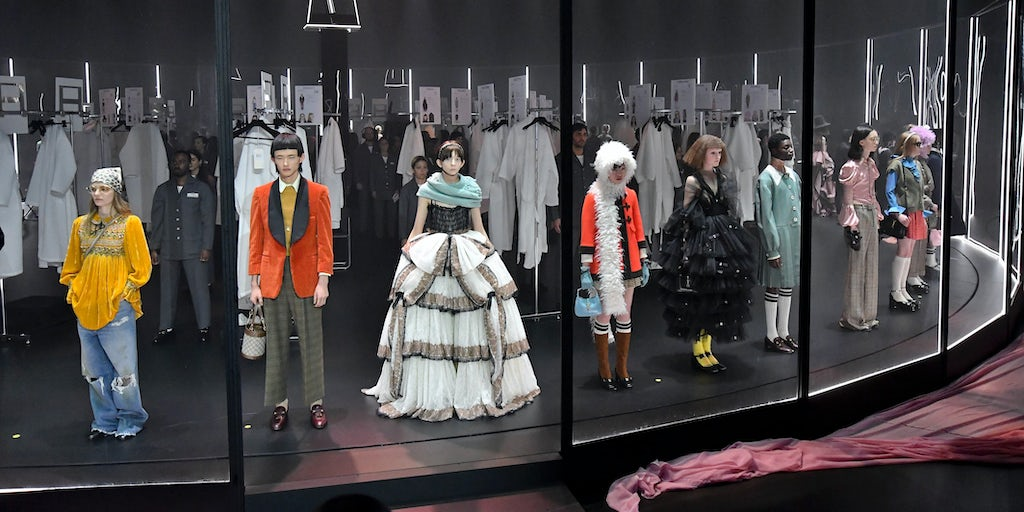 Can Gucci Reinvent the Fashion Show? | The Week Ahead, BoF Professional