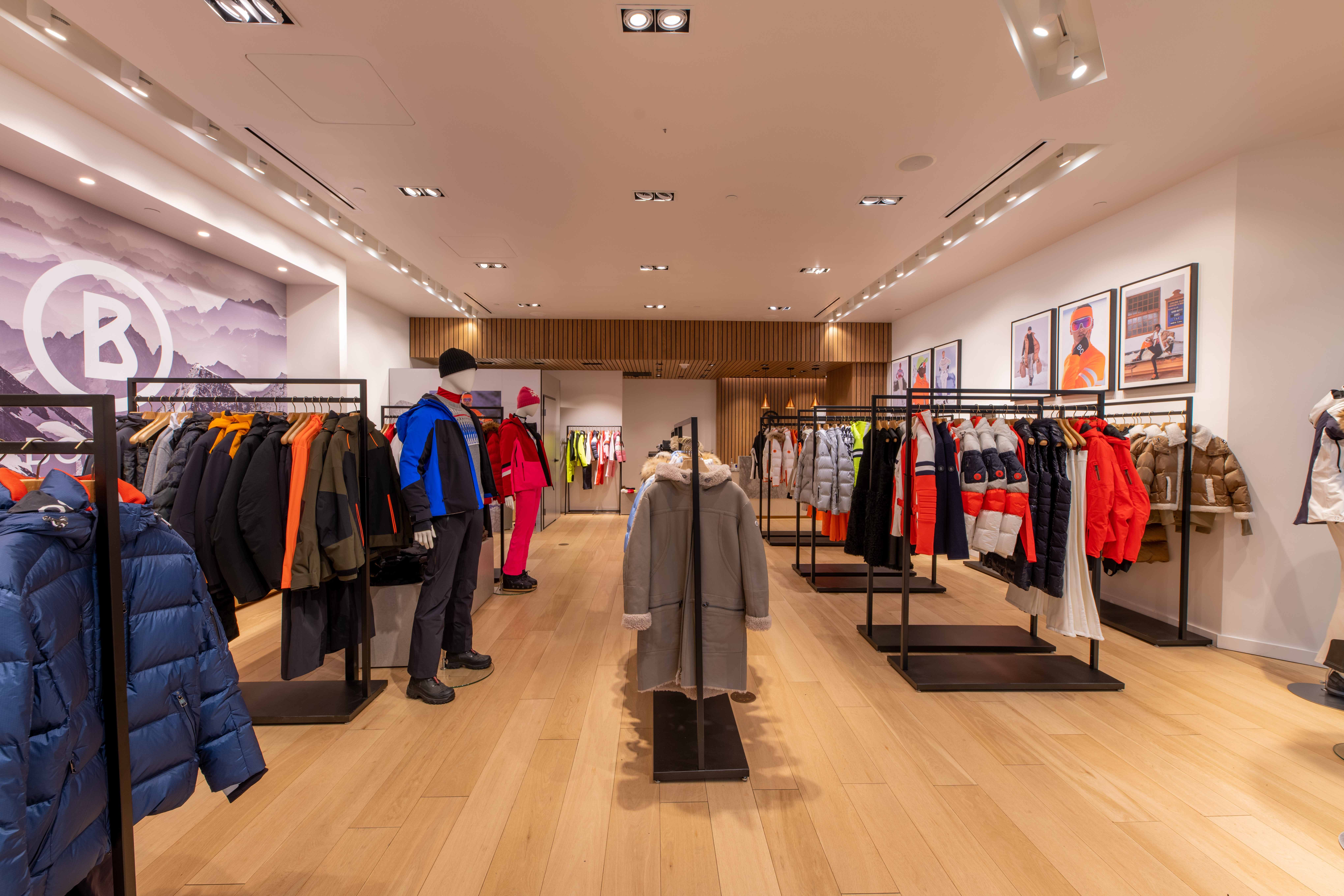 Bogner\'s popup with FlagshipRTL, in Short Hills, New Jersey. Courtesy.