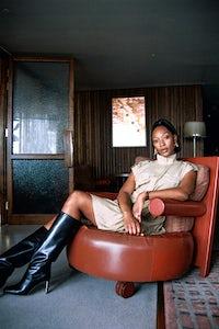 Vanessa Kingori, Condé Nast Britain's chief business officer. Courtesy of Condé Nast Britain.