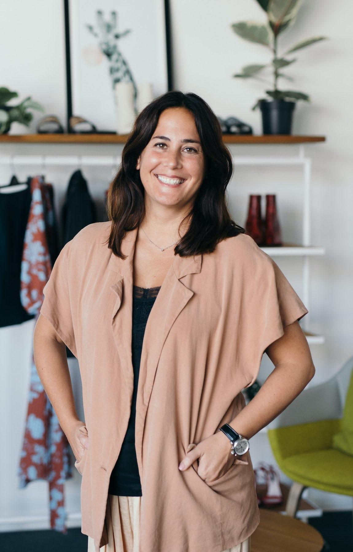 Sara Diez, Vice President of Womenswear | Source: Svenja Krueger for Zalando