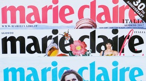Hearst has been a joint owner of Marie Claire US for 27 years. Courtesy Shutterstock
