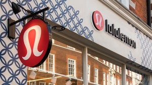 Lululemon商店。Shutterstock。