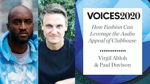 Virgil & Paul Davison VOICES 2020