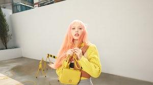 K-pop star HyunA is Loewe's latest global brand ambassador. Loewe