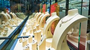 Chow Tai Fook store, Hong Kong. Shutterstock.