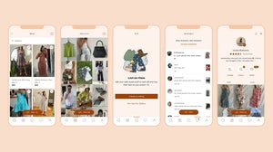 Nuuly Thrift app. Courtesy.