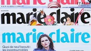 Hearst has been a joint owner of Marie Claire US for 27 years. Shutterstock.