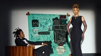 Beyoncé and JAY-Z for the Tiffany & Co. fall 2021 ABOUT LOVE campaign. Mason Poole.