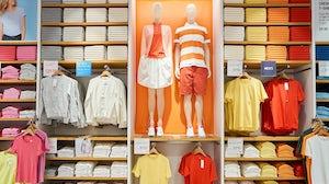 Uniqlo store interior. Shutterstock.