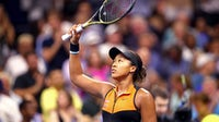 Naomi Osaka will play in the US Open and then co-host the Met Gala. Clive Brunskill/Getty Images.