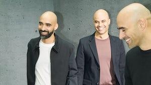 Ssense co-founders Bassel Atallah, Firas Atallah, Rami Atallah. Ssense