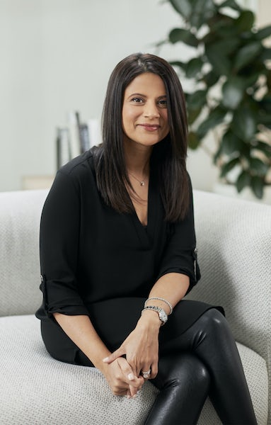 Sindhu Culas, SVP, Head of E-Commerce, Calvin Klein in North America. PVH.