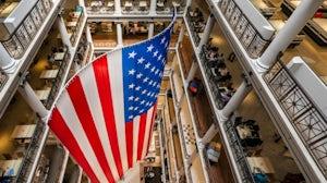 Department Store in US. Shutterstock.