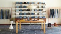 Re/Done's Los Angeles store on Melrose Boulevard. Courtesy.