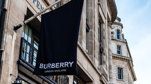 Burberry store in Regent Street, London. Shutterstock