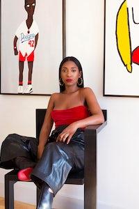 Snap's new head of fashion and beauty, Rajni Jacques. Courtesy.