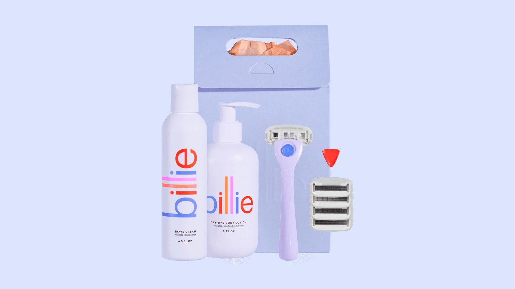 Billie shaving kit. Mybillie.com