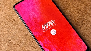 Founded in 2012, Nykaa's platform lists more than 1,200 brands ranging from makeup, skin care to health supplements and hair dryers. Shutterstock